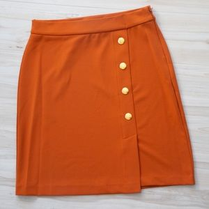 Michael Kors Mini Skirt Size Medium